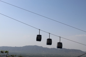 Cable cars, Pushkar