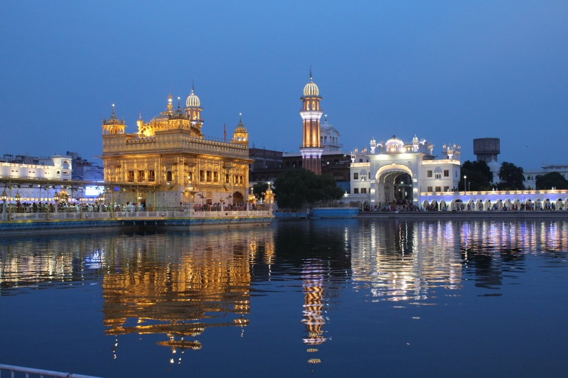 Welcome to Amritsar